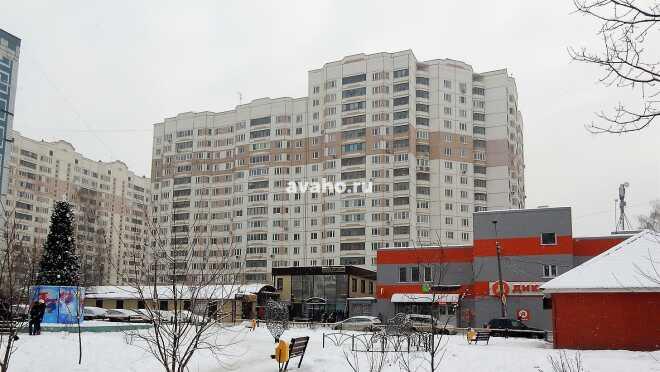 ЖК на ул. Новозаводская